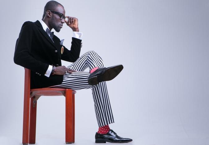 Exclusive Interview With Fashion Designer Extraordinaire – Abrantie The Gentleman