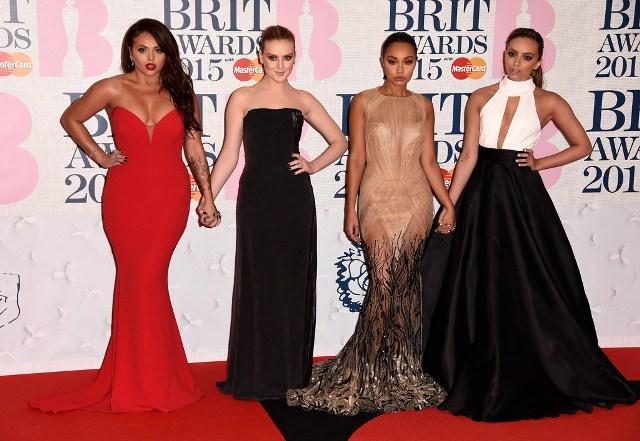 Glitz & Glam: The 2015 Brit Awards
