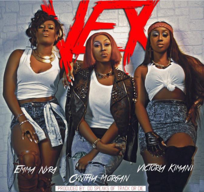 #NewMusic: Cynthia Morgan, Victoria Kimani & Emma Nyra – Vex