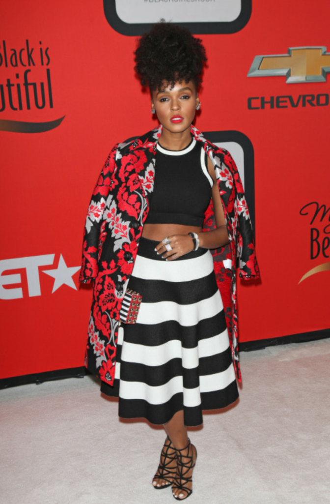 #RedCarpetReview : 2015 Black Girls Rock