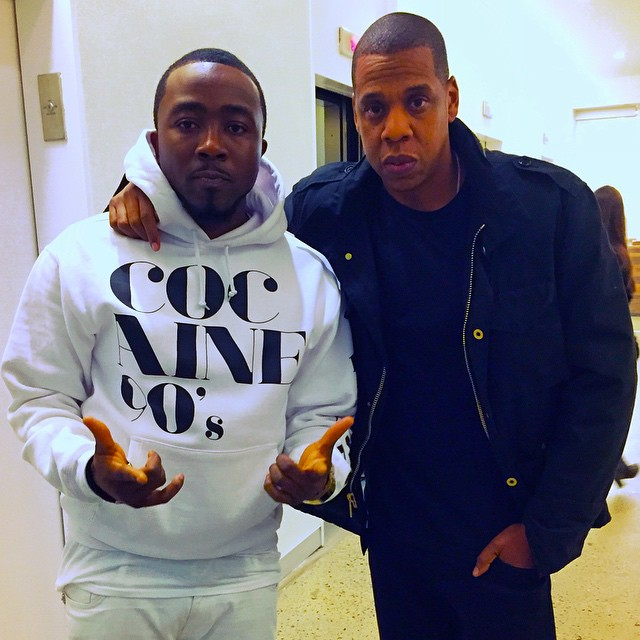 Ice Prince Says He Is 'In Talks With' Jay Z's Roc Nation Music Label
