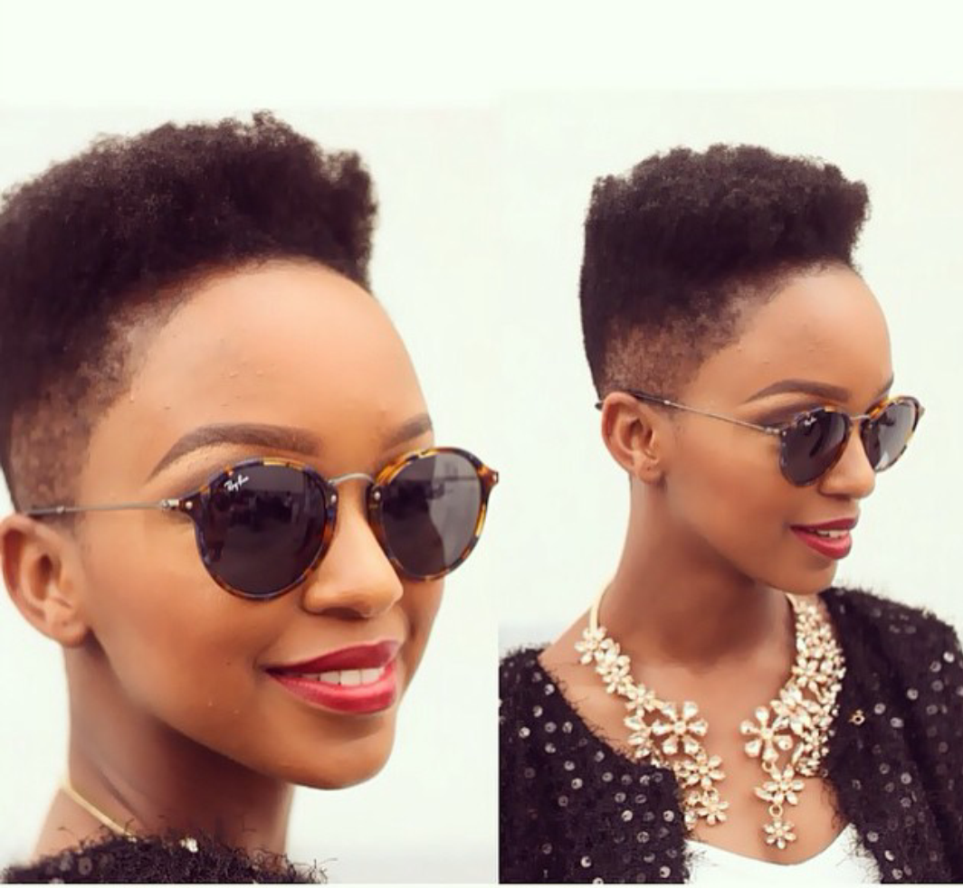 Different Fabulous Low Cut Hairstyle Options Yaa Somuah