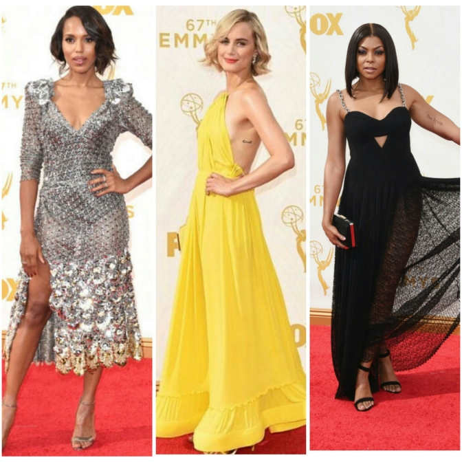 #RedCarpetReport – The 67th Emmy Awards