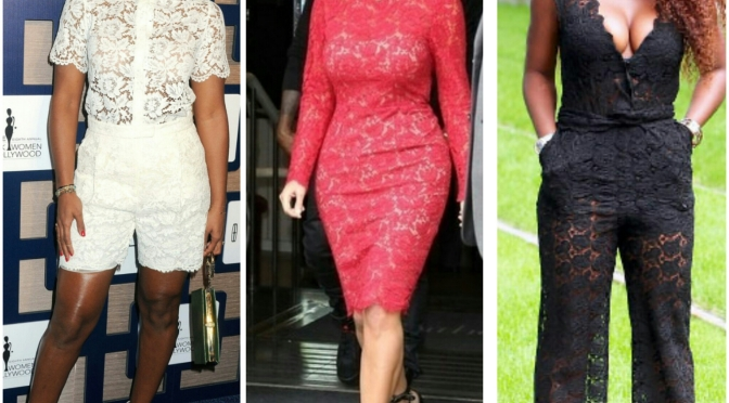 #Trends – Different Gorgeous Ways To Wear LACE