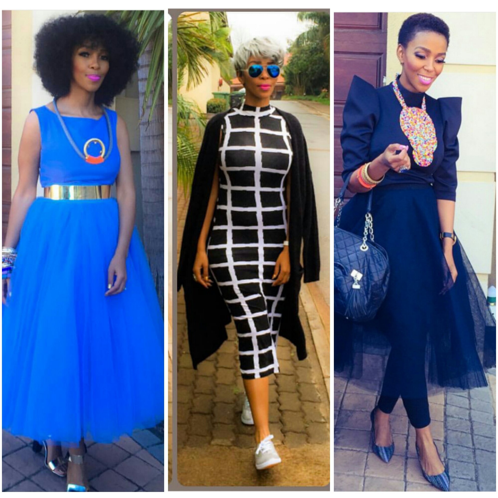 This Week S Style Icon Nhlanhla Nciza From South Africa