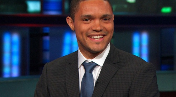Watch Trevor Noah Chat About Growing Up In South Africa On The Ellen Show
