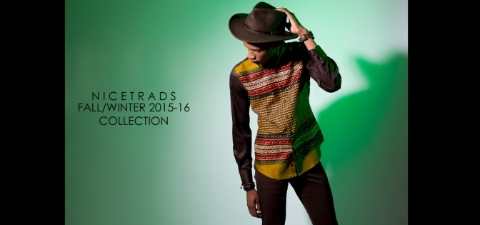 Men's Fashion: Check Out These African Inspired Pieces From Nice Trads