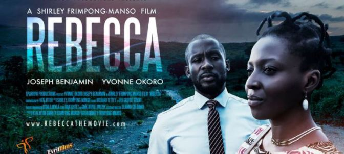 Shirley Frimpong-Manso's Movie 'Rebecca' To Premiere In London