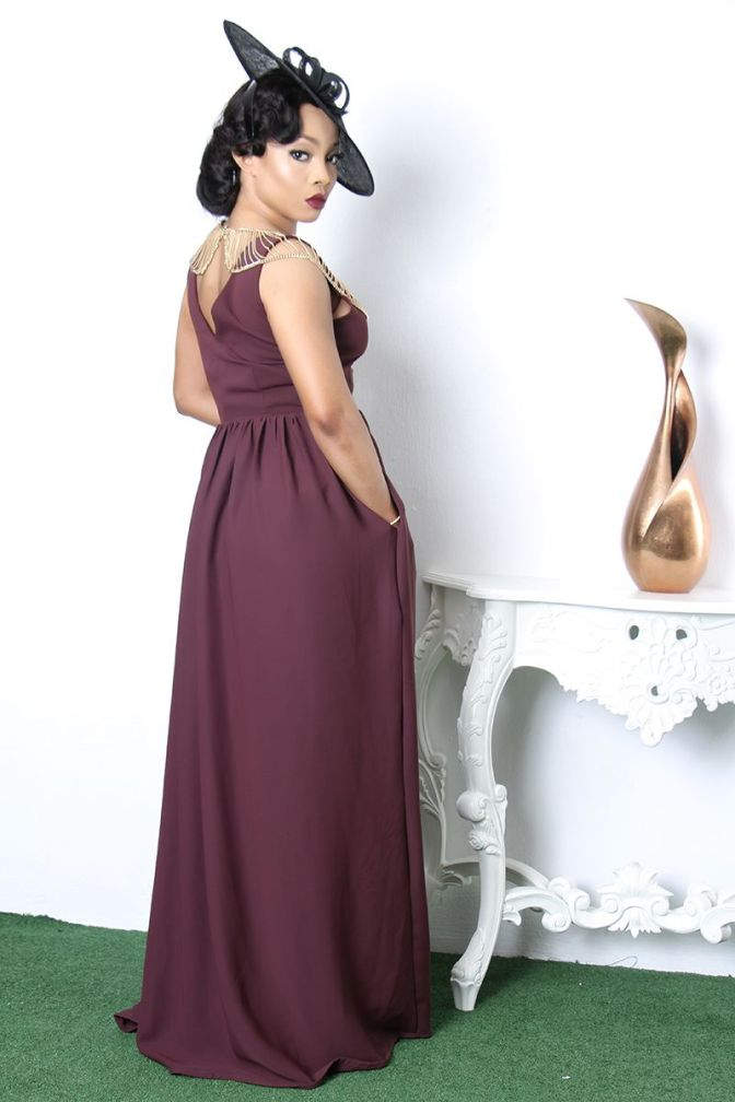 Timelessly Chic! View Elegant Pieces From Nigerian Fashion Brand Wanni Fuga