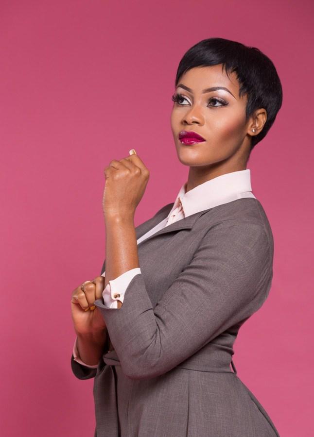 Damilola Attoh Is The Star Of Wana Sambo's Holiday Collection