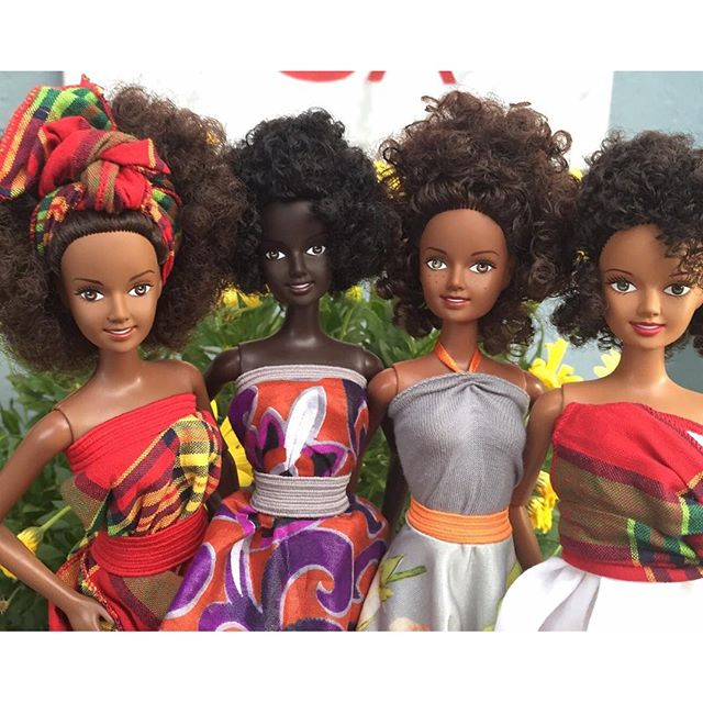 Black & Fabulous Dolls Launched By Caribbean Model