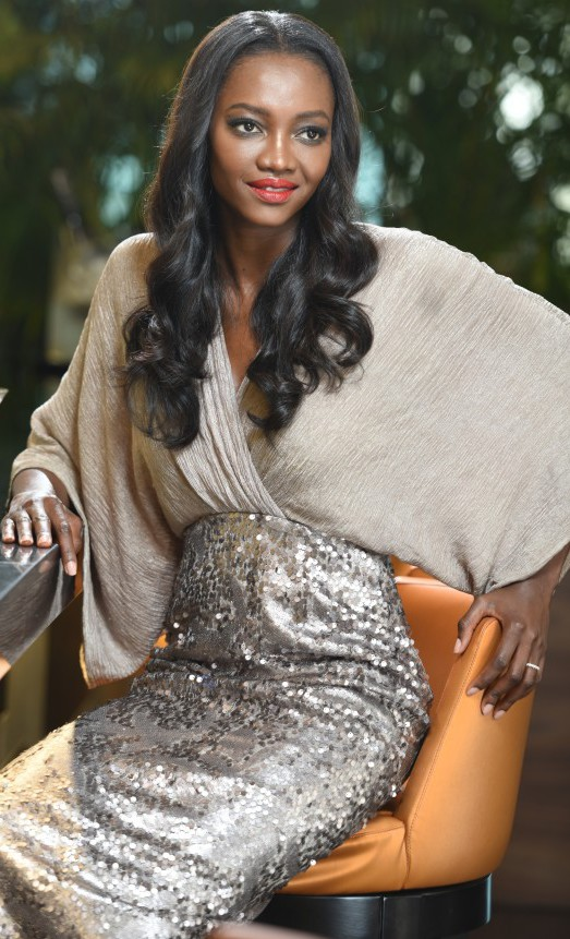 Supermodel Oluchi Orlandi Introduces Lulu Lingerie in Two Nigerian Stores