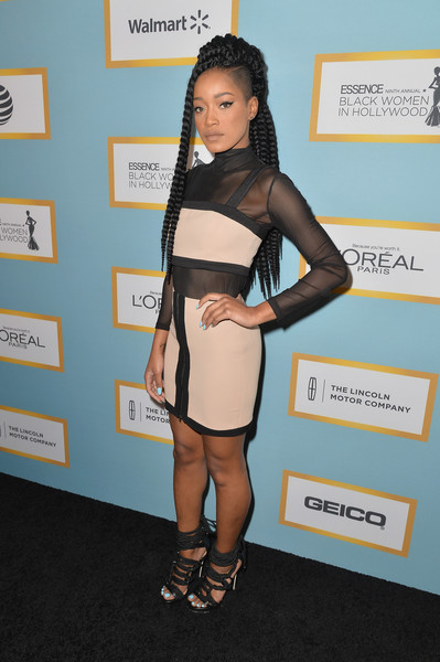 2016+ESSENCE+Black+Women+Hollywood+Awards- keke palmer