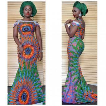 Ankara Outfit Inspiration For Church