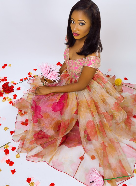 "Valentines Day Fever! Nouva Couture Presents ""Lady Valentina"" Collection"