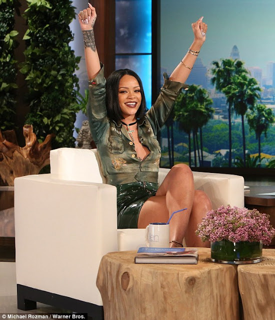Rihanna Dishes On Her Dating Life, Drake & More