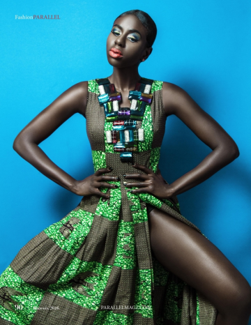 Ankara & Everything Nice! See The Phoenix Issue Of Parallel Magazine