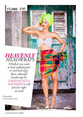 Ladies Look Bold & Fabulous With These Stylish Head Wrap Options By Zen Magazine