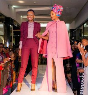 Snaps From FabroSanz's Autumn/Winter Fashion Show 2016