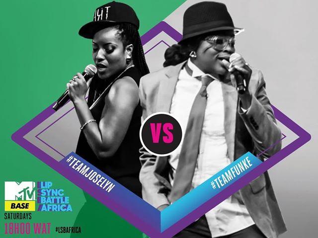 Joselyn Dumas Vs. Funke Akindele. The Ladies Set To Go Head To Head On Lip Sync Battle Africa