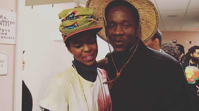 Mr Eazi Chats About Signing To Wizkid's Star Boy Record Label, Meeting Lauryn Hill, Touring UK & More
