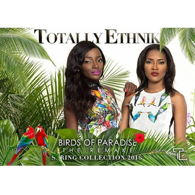 "Totally Ethnik's Spring 2016 Collection Is Here! View The Stylish ""Birds of Paradise Remake"" Lookbook"
