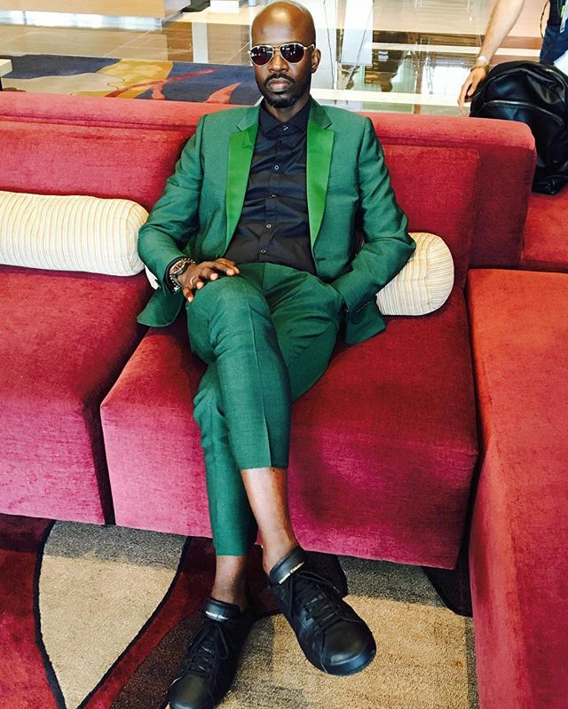 'I'm Not That Guy' – Black Coffee Apologies For Slapping AKA's Manager