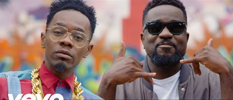 New Music Video: Patoranking Featuring Sarkodie – No Kissing