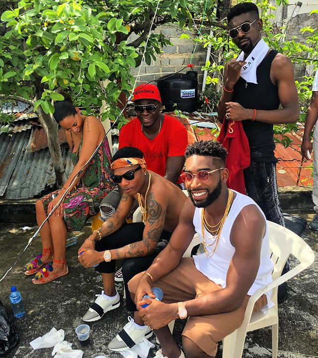 Have You Seen Tinie Tempah x Wizkid's New 'Mamacita  Video?