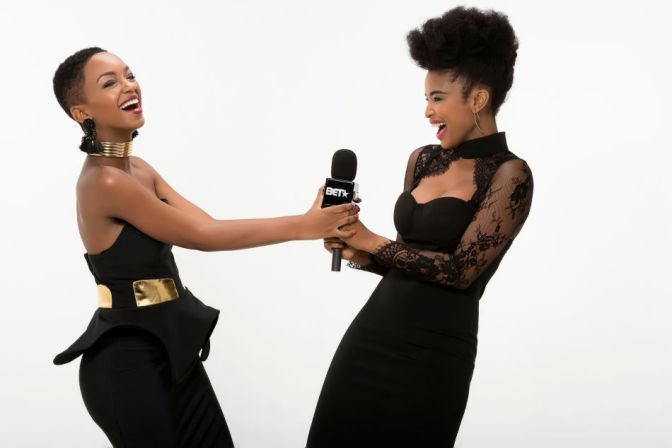 BET Africa Has A Hot New Show And Nandi Madida & Ayanda Thabethe Are Your Host