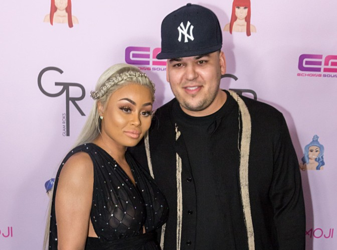 'I Fell In Love With You Because I Know How Good You Are.' View The Trailer For Rob Kardashian & Blac Chyna's New Reality Show