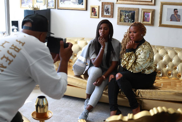 """I Want To Be Remembered As A Very Strong Woman"" – Tiwa Savage Chats About Her Life In A New Interview With Claire Sulmers"