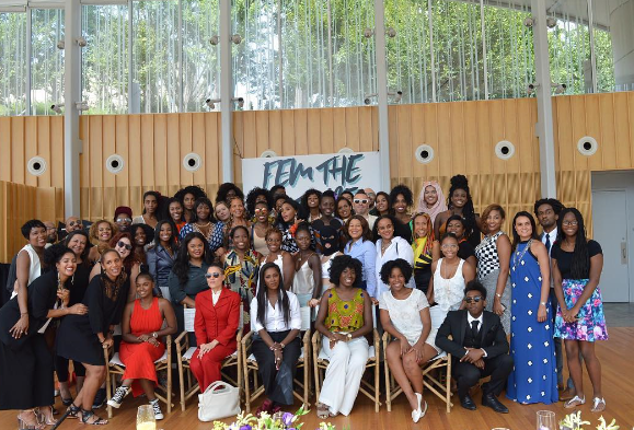 Black Girl Magic: Tiwa Savage, Lupita Nyong'o & More Come Out To Support Janelle Monae's #FemTheFuture