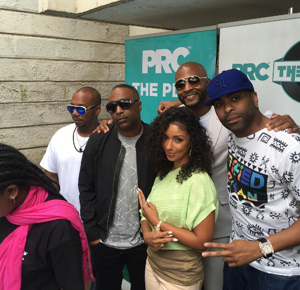 What Happened When R&B Stars Mýa, Ginuwine &112 Performed
