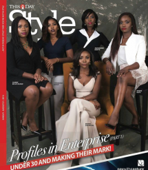 Meet These Fab Nigerian Women 'Killing It' Under 30 In The Latest Issue Of This Day Style