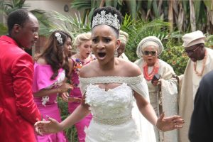A Nigerian Movie 'The Wedding Party' To Premiere At The Toronto International Film Festival 2016