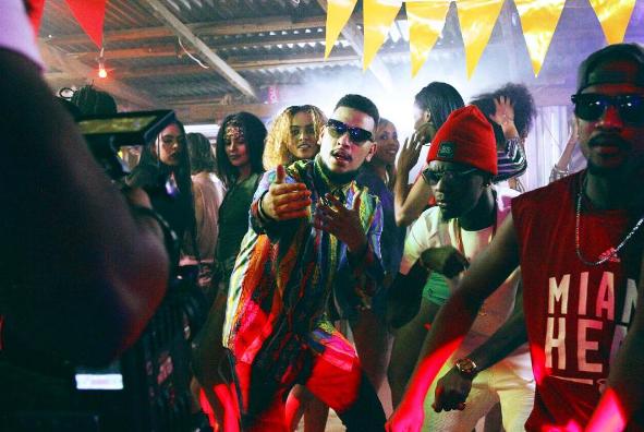 AKA X Patoranking Drop The Video For 'Special Fi Mi'