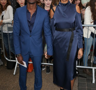 Brit Style! Ellie Goulding, Alesha Dixon & More Attend London Fashion Week