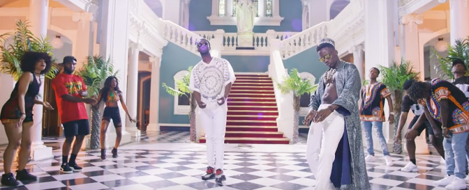 Have You Seen Eugy x Mr Eazi's  'Dance For Me' Music Video?