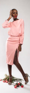 Celebrity Fashion Stylist Kanayo Ebi Signs Two New Designers To Her New York Showroom