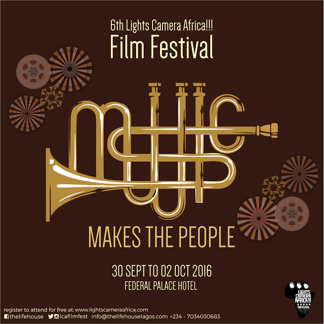 The Biggest Film Festival In Lagos Is Here!