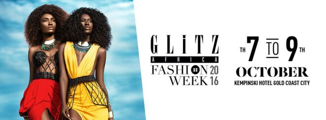 Glitz Africa Fashion Week To Take Place This October