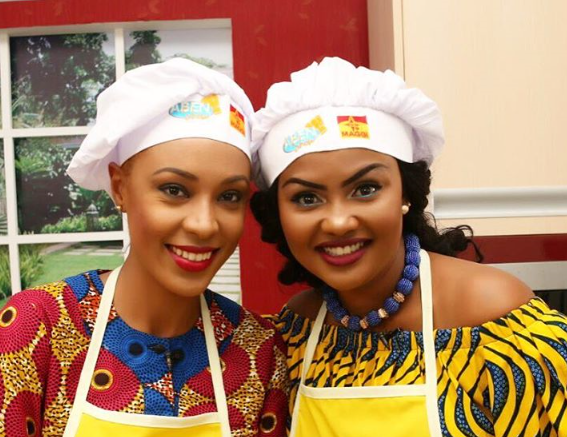 Can Actress Nikki Samonas Cook? Find Out In This Episode Of The Aben Show