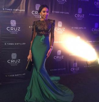 Snaps From The 2016 Cruz SA Fashion Week Opening. AKA, Boity, Nomzamo Mbatha & More