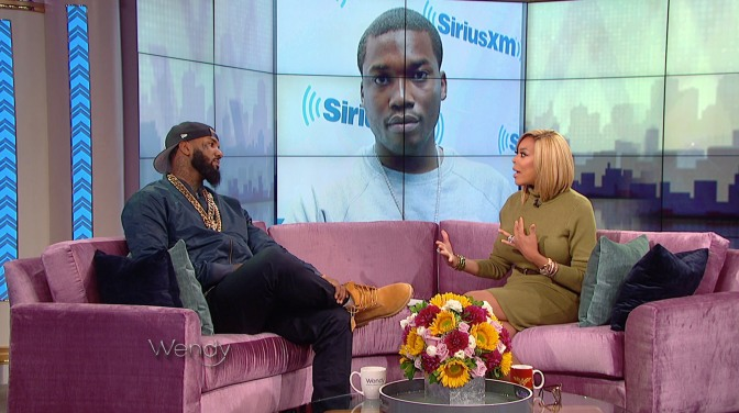 The Game Talks About His Beef With Meek Mill, The Kardashians & More On Wendy Williams' Show