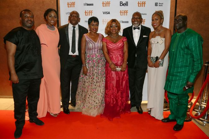 Mo Abudu, Danny Glover, Zainab Balogun & More Attend The Sold Out World Premiere Of '93 Days' At The Toronto International Film Festival 2016