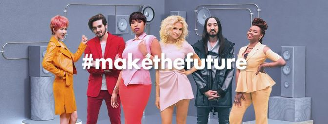 Yemi Alade, Jennifer Hudson, Pixie Lott & More Star In Shell's #MakeTheFuture Campaign