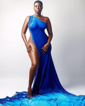 Shots Fired! Ghanaian Actress Bibi Bright Allegedly Slams Nana Akua Addo