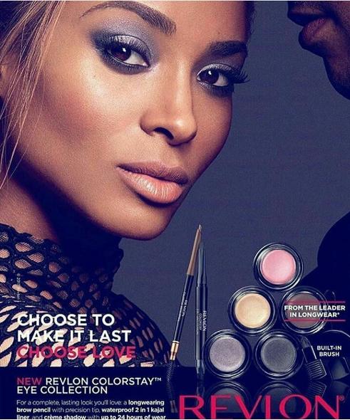 Ciara Is The New Global Brand Ambassador For Revlon