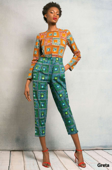 'An Awkward Lady' – The New Stunning Collection By Nigerian Design Duo Ife's Closet
